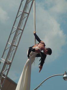 DSC01192 Street Festival Zero Gravity Circus